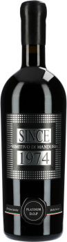 Since 1974 Platinum Limited Edition Primitivo di Manduria