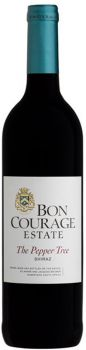 Bon Courage Estate The Pepper Tree Shiraz