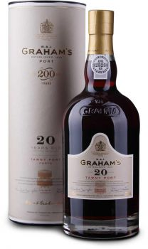 Image of Grahams Tawny Port 20 Years in Geschenkr?hre