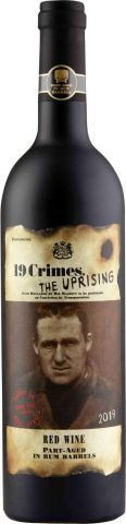 19 Crimes The Uprising