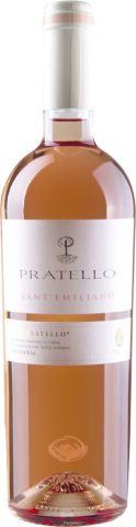 Pratello Chiaretto Valtenesi Sant Emiliano DOC