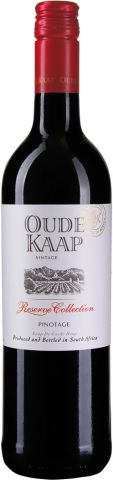Oude Kaap Reserve Collection Pinotage
