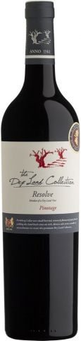 Perdeberg The Dryland Collection Resolve Pinotage