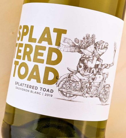 Cape Point Splattered Toad Sauvignon Blanc