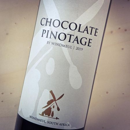 Chocolate Pinotage by Windmeul