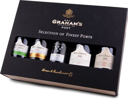 Graham's Selection of Finest Ports 5 x 0,2 l